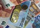 Plinta padirbti eurų banknotai