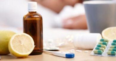 Daugėja sergančių gripu ir peršalimais