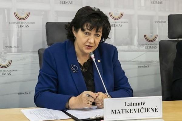 Kodėl mūsų išrinkta L. Matkevičienė išdavė valstiečius?